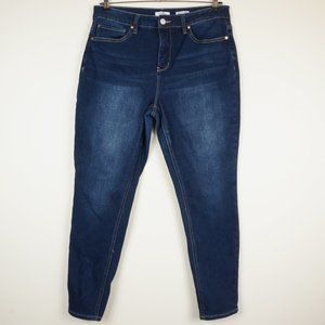 Royalty For Me Jeans - Royalty for Me Vintage Dream High-Rise Skinny Jean